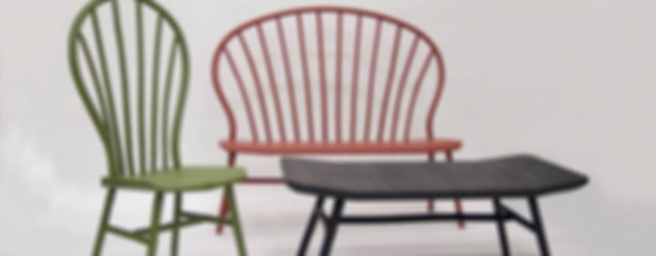 New Bamboo Furniture: modern  door Bo Reudler Studio, Modern