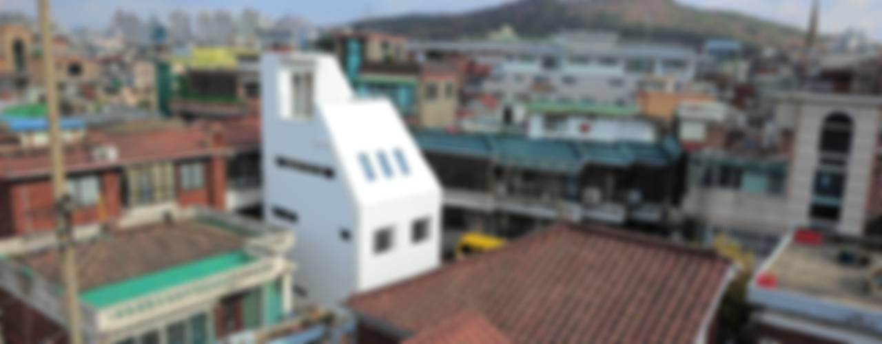 임조의 오두막 : AAPA건축사사무소의  주택