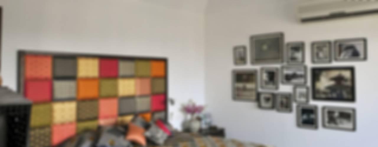 Single Living Modern style bedroom by The Orange Lane Modern