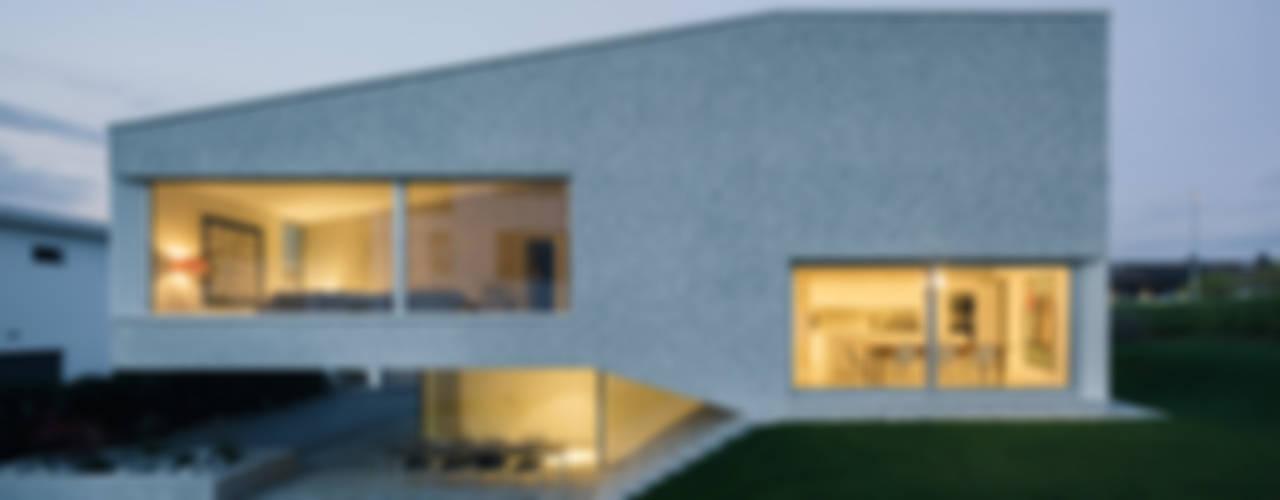 Minimalistische huizen van kit Minimalistisch