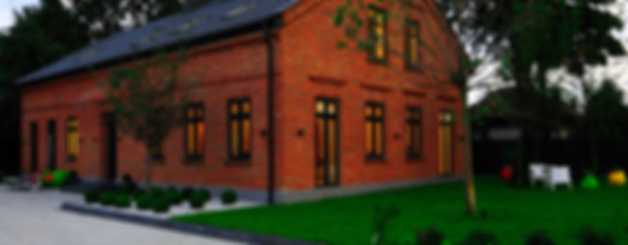 Modern houses by REFORM Konrad Grodziński Modern