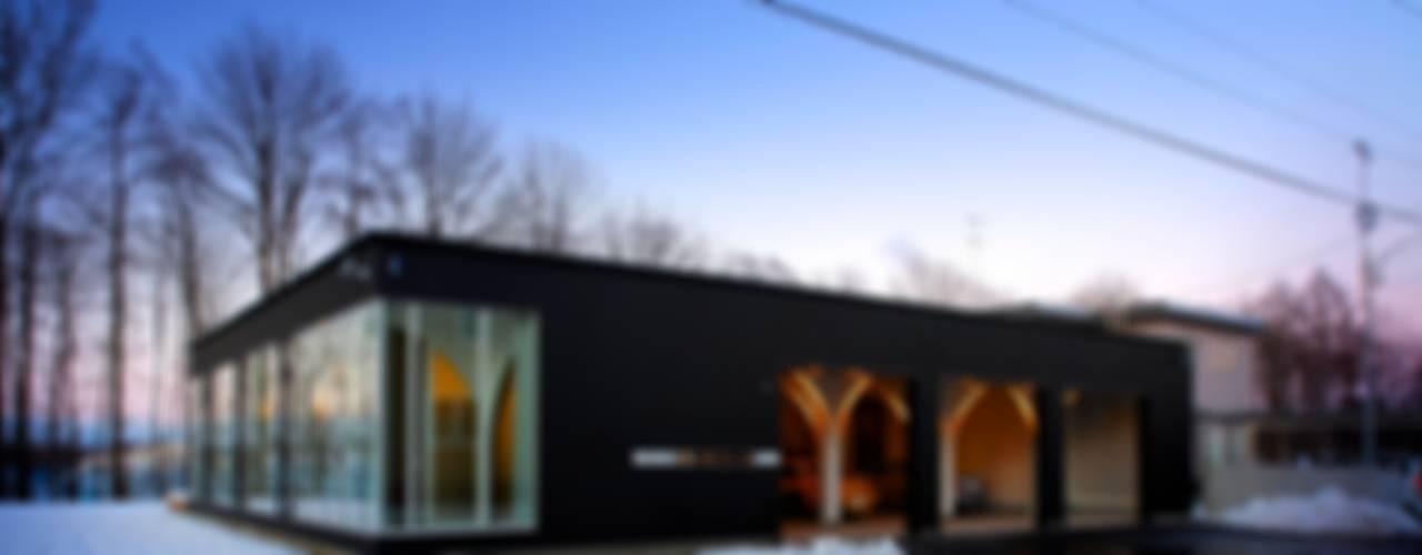 5°: ヒココニシアーキテクチュア株式会社が手掛けた家です。