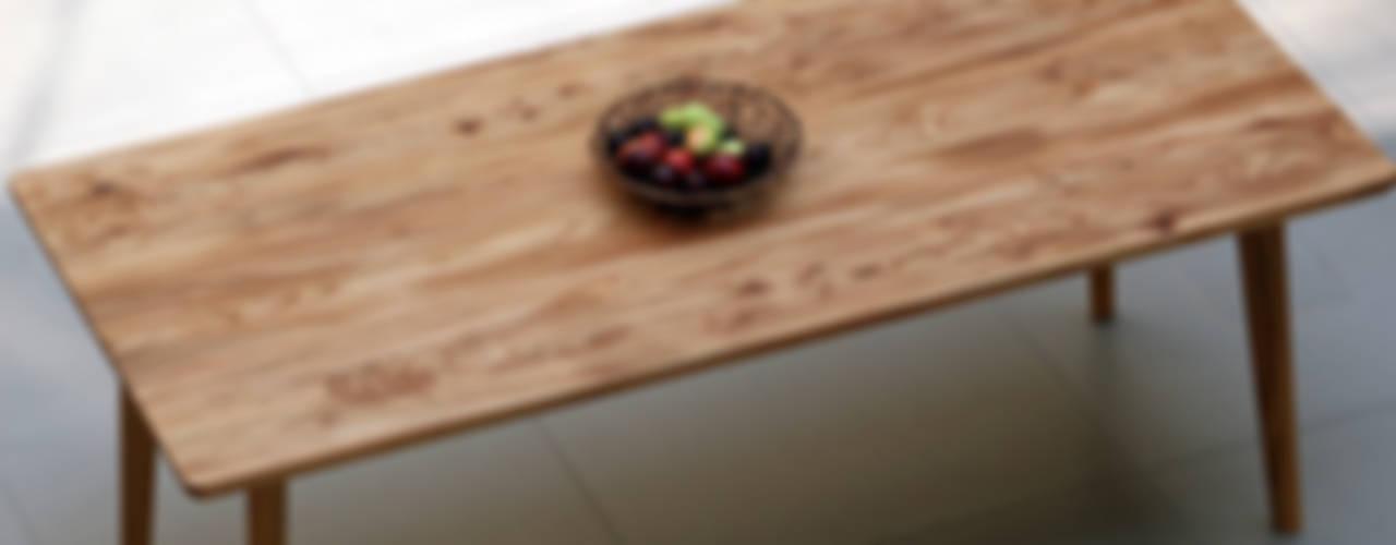 Esstisch Marliese  - sympatisch, elegant & stabil:   von holzgespür