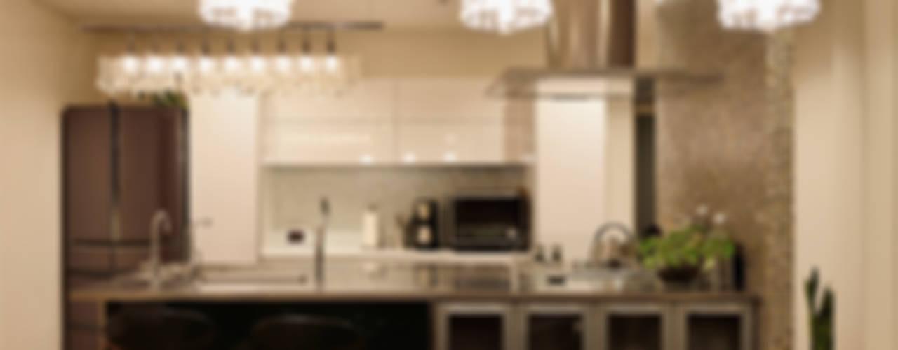 フキの家 モダンな キッチン の H建築スタジオ モダン