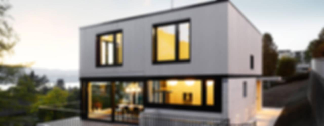 Дома в стиле модерн от Andreas Müller Architekten Модерн