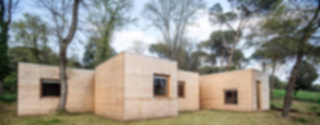 Casa GG Casas de estilo moderno de Alventosa Morell Arquitectes Moderno