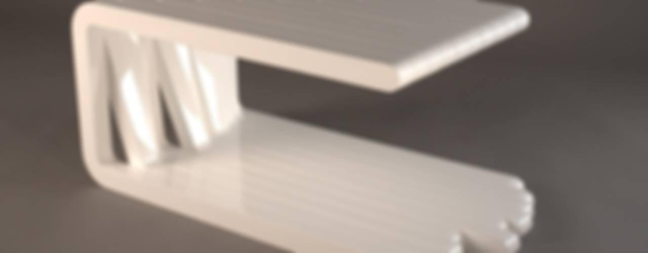 Stolik Lamda: styl , w kategorii  zaprojektowany przez This is minimal,Minimalistyczny