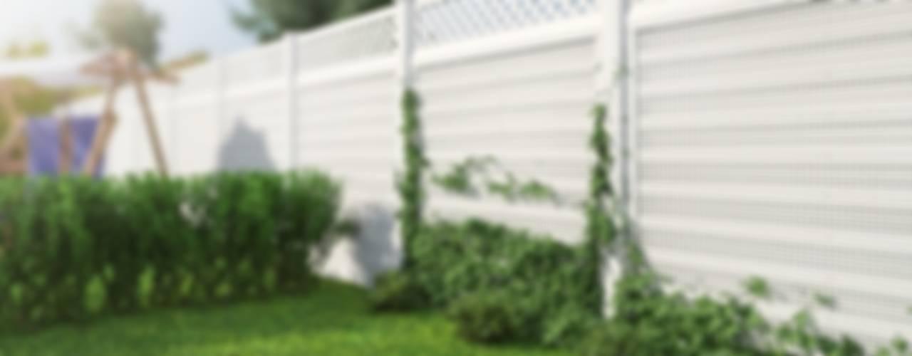 สวน โดย Ogrodzenia PCV, คลาสสิค