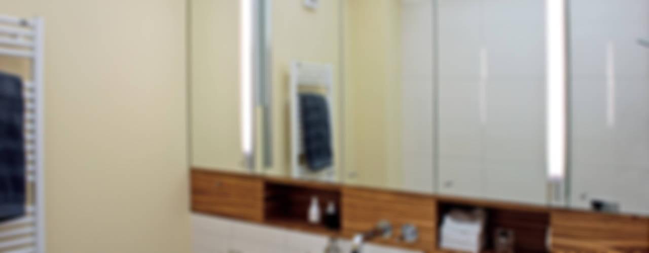 Dielen Innenarchitekten: modern tarz Banyo