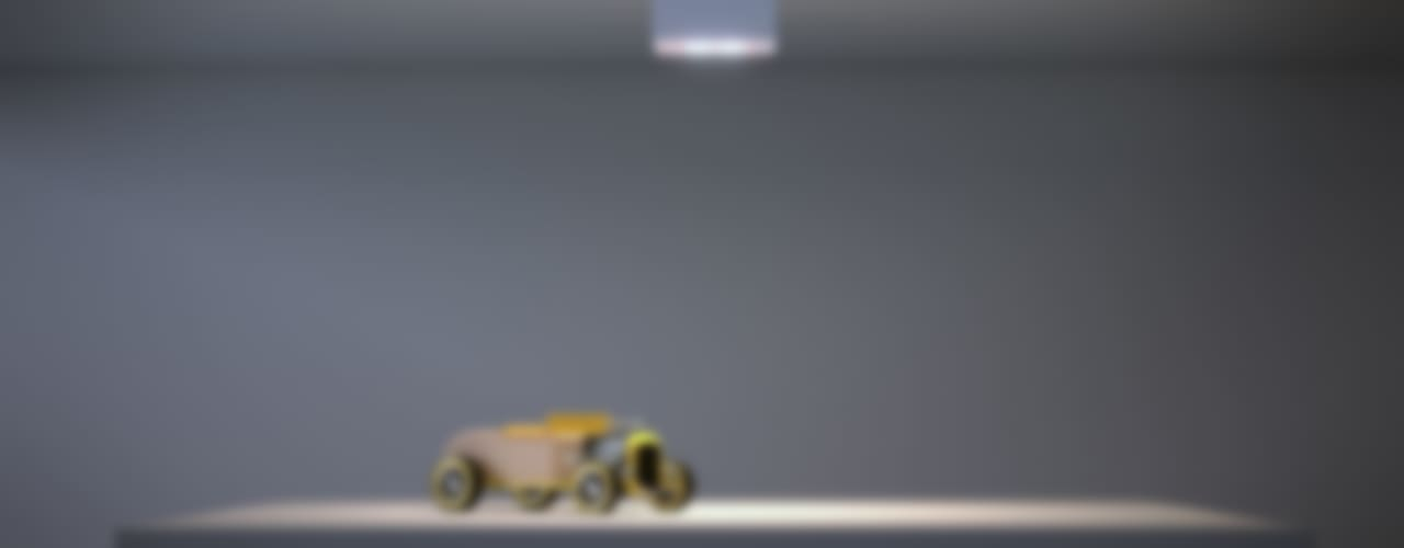 CUBO di Ailis Lighting Solutions Moderno