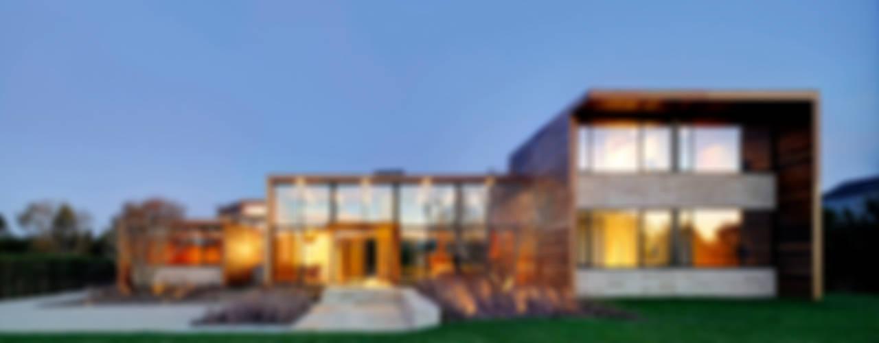 Moderne huizen van MIDE architetti Modern