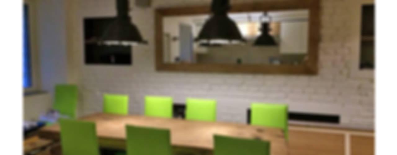 +1 Progetto Interni Sala da pranzo eclettica di +1 PROGETTO INTERNI Eclettico