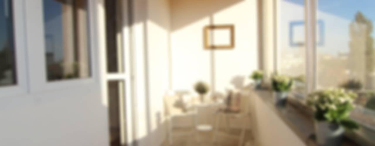 Terrazas de estilo  por Better Home