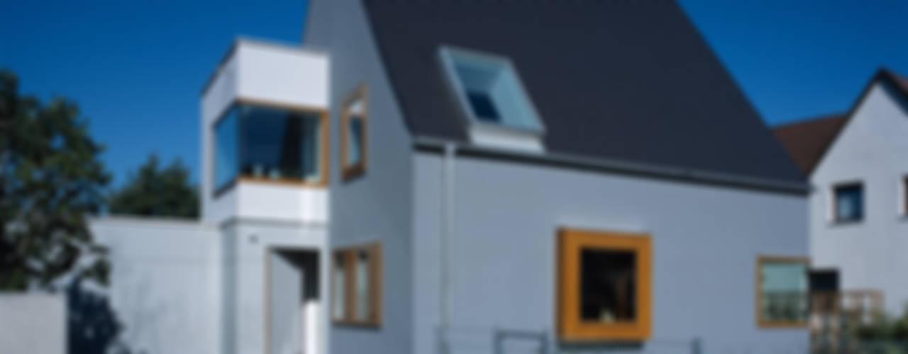 Löffler Weber | Architekten의  주택