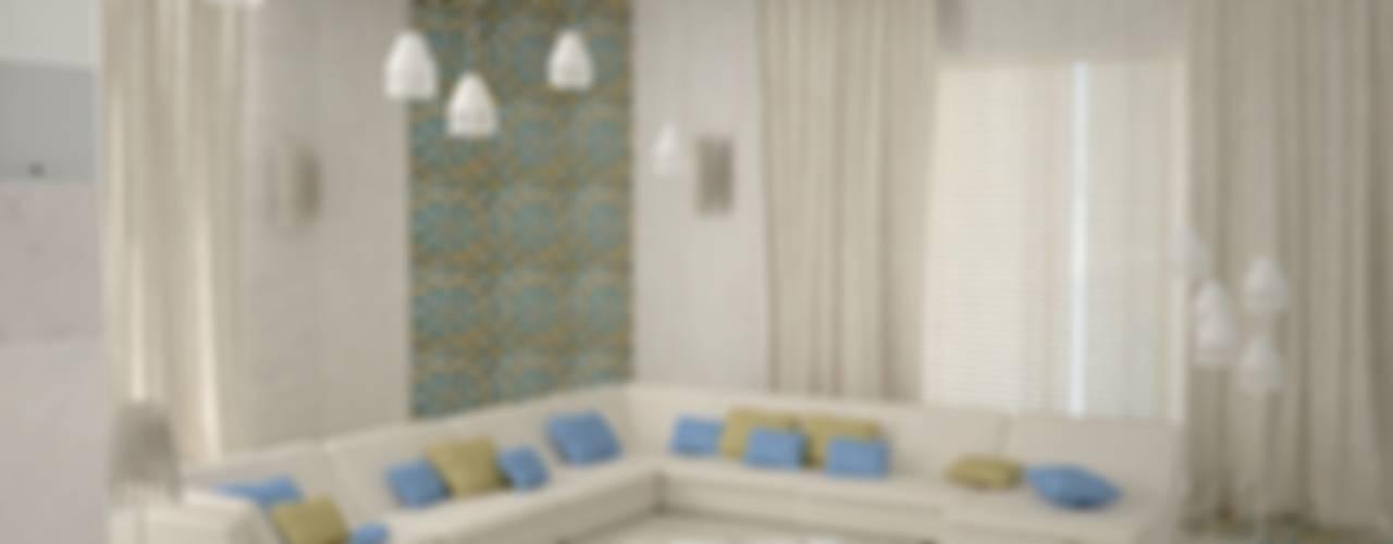 Salas de estar escandinavas por DS Fresco Escandinavo