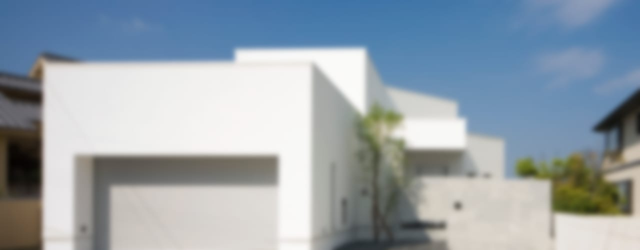 Casas de estilo  por 株式会社細川建築デザイン