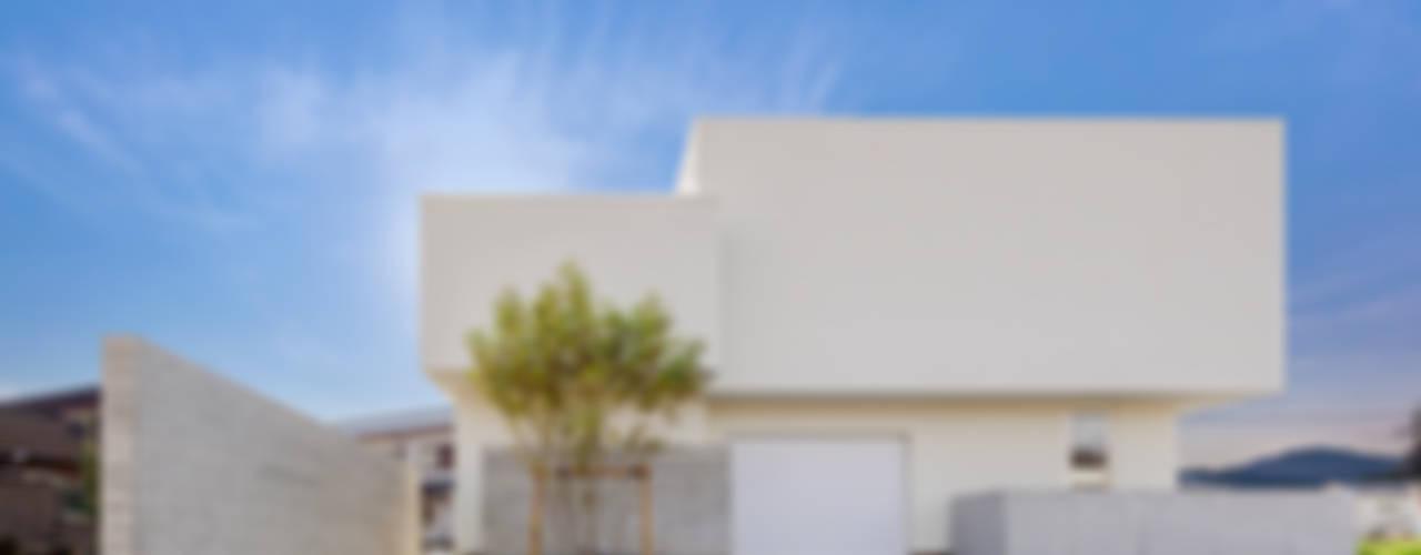 บ้านและที่อยู่อาศัย โดย 株式会社細川建築デザイン, โมเดิร์น