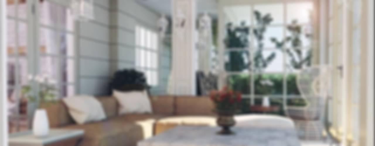 Nuevo Tasarım – Modern ev:  tarz Kış Bahçesi