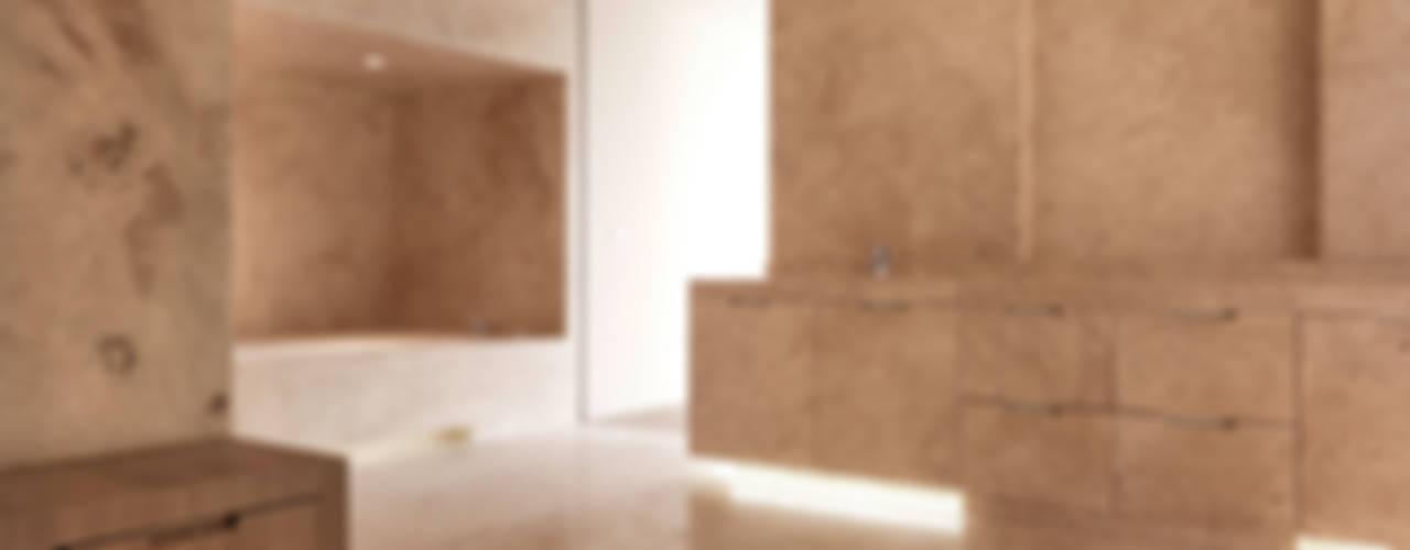 Wohnhaus . Erlenbach 2012 . gus wüstemann architects Minimalistische Badezimmer von nachtaktiv GmbH Minimalistisch