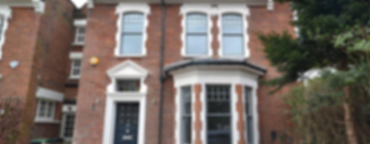 Huizen door Nic  Antony Architects Ltd