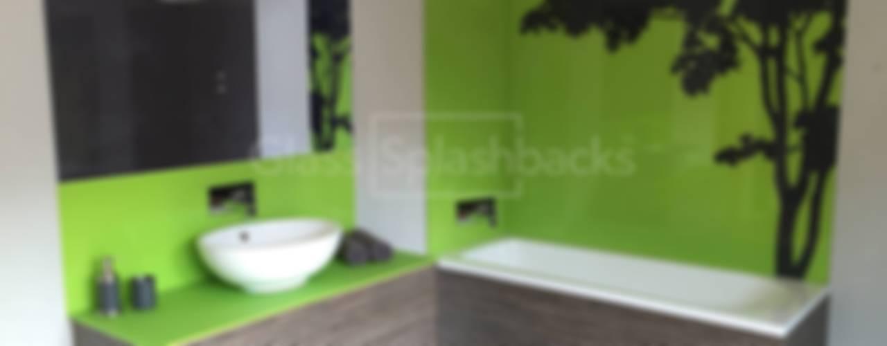 Zielona łazienka 11 Pomysłów