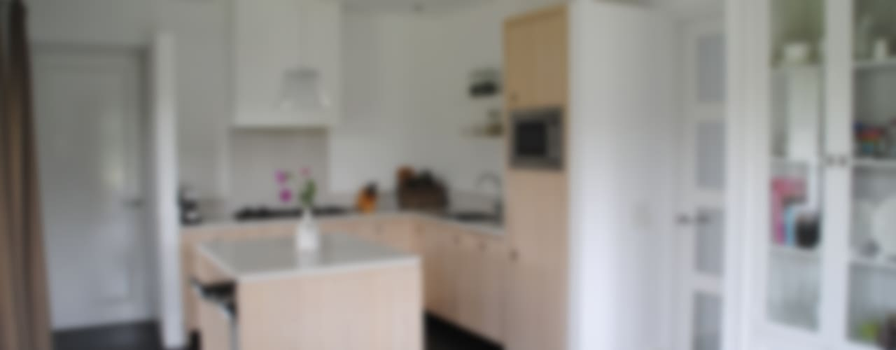 halma-architecten Modern Kitchen