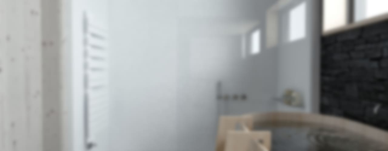 Интерьер дома AUS Спа в стиле минимализм от INT2architecture Минимализм