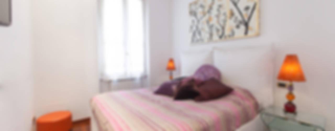 Appartamento a Roma Nord Camera da letto moderna di Edi Solari Moderno
