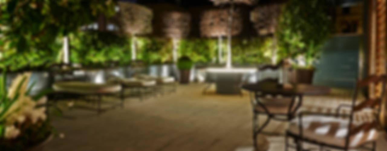 Belgravia Roof Terrace Сад в стиле модерн от Cameron Landscapes and Gardens Модерн