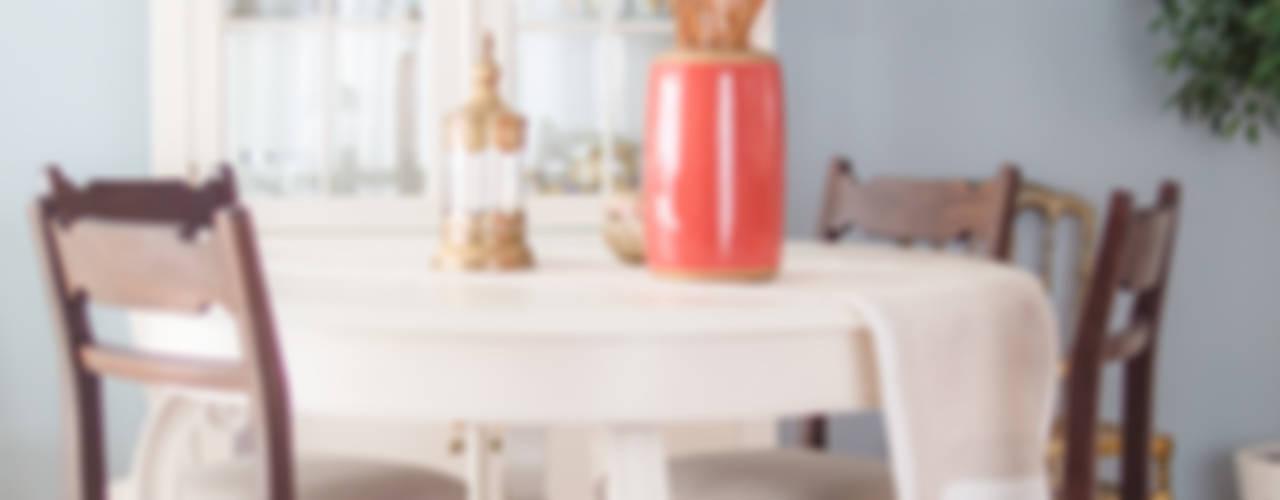 Apartamento em Sintra Salas de jantar modernas por MUDA Home Design Moderno