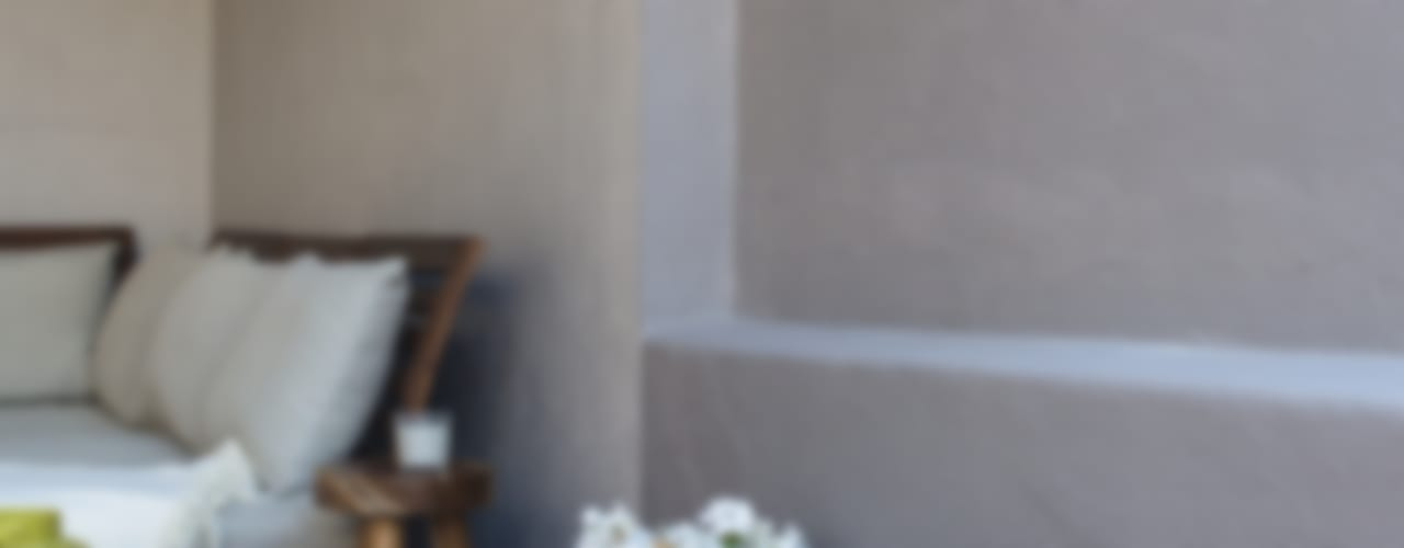 Jardines de estilo rústico de MUDA Home Design Rústico