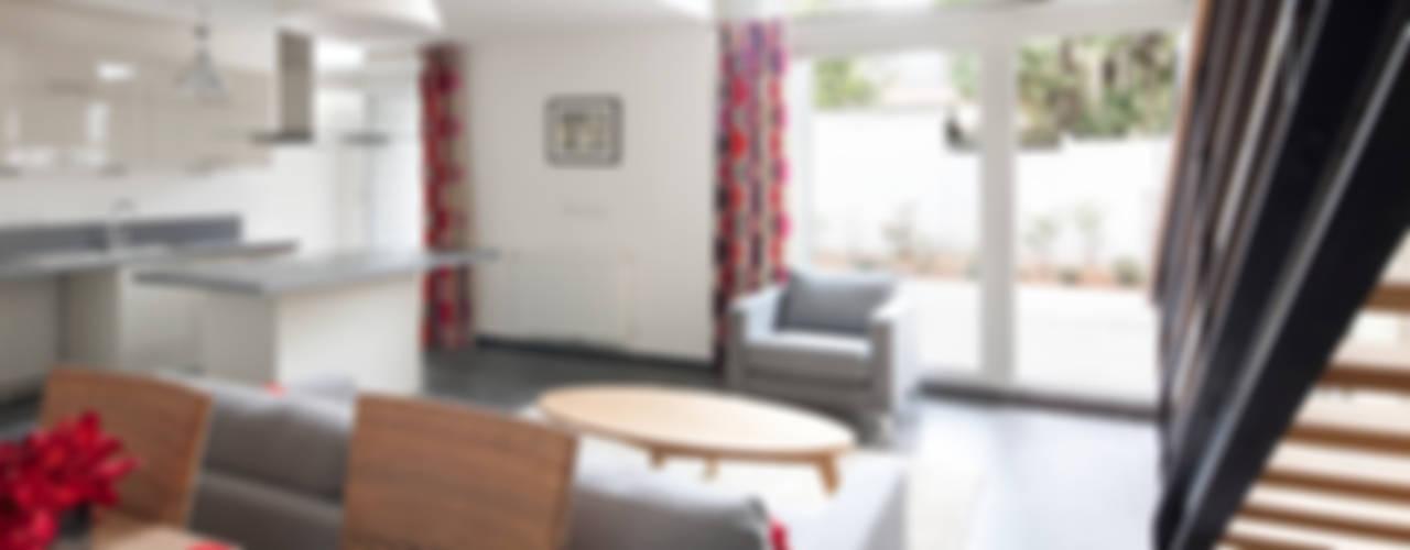 Le village Bacalan Salon moderne par Leclercq Associés Moderne