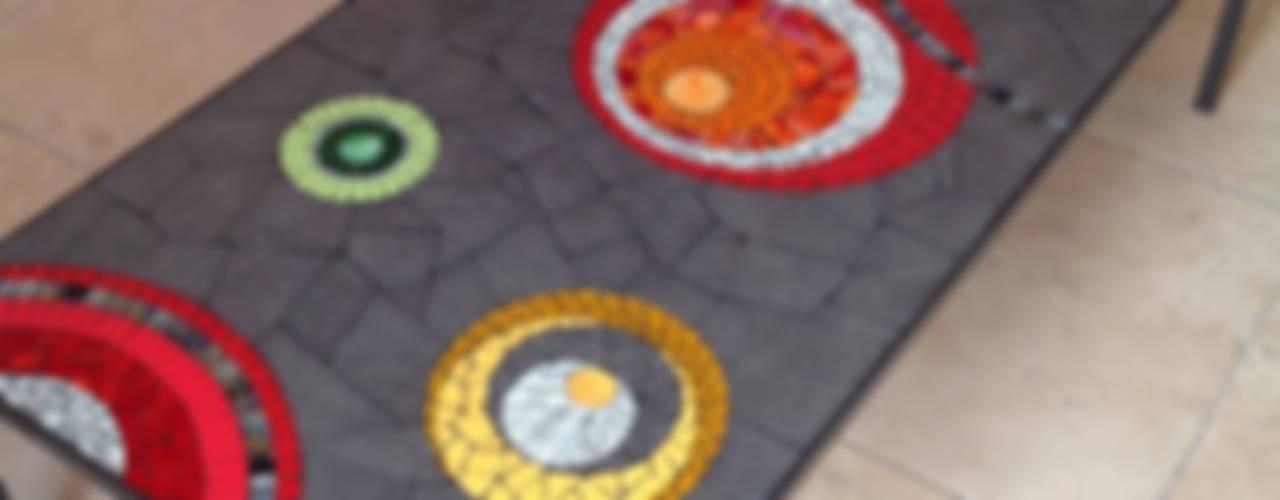 CREDEMO (CREation DEcoration MOsaique: modern tarz , Modern