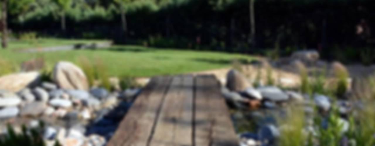 Jardines de estilo  por La Paisajista - Jardines con Alma , Mediterráneo