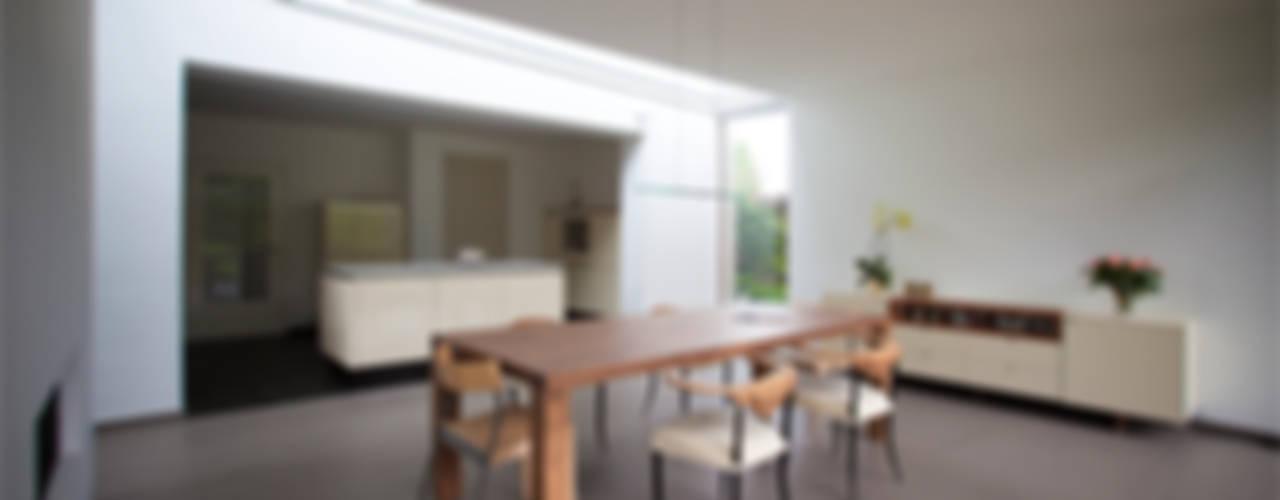 Aanbouw D Sittard Moderne eetkamers van 3d Visie architecten Modern