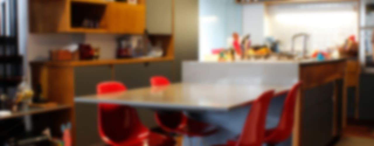 Apartamento Klabin Cozinhas modernas por ODVO Arquitetura e Urbanismo Moderno