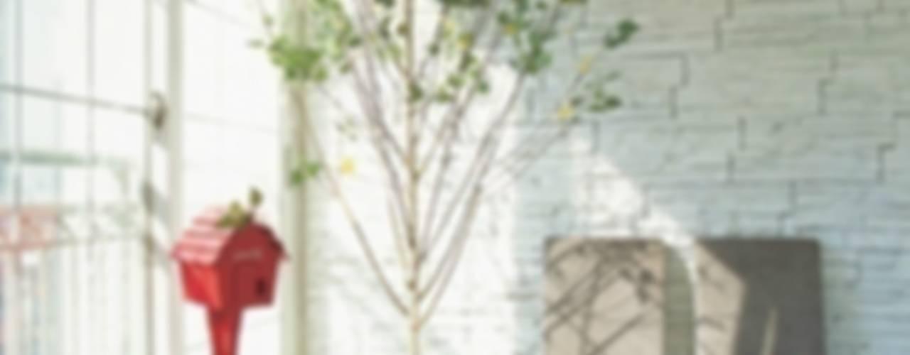 가족을 위한 L 아파트 모던스타일 발코니, 베란다 & 테라스 by 참공간 디자인 연구소 모던