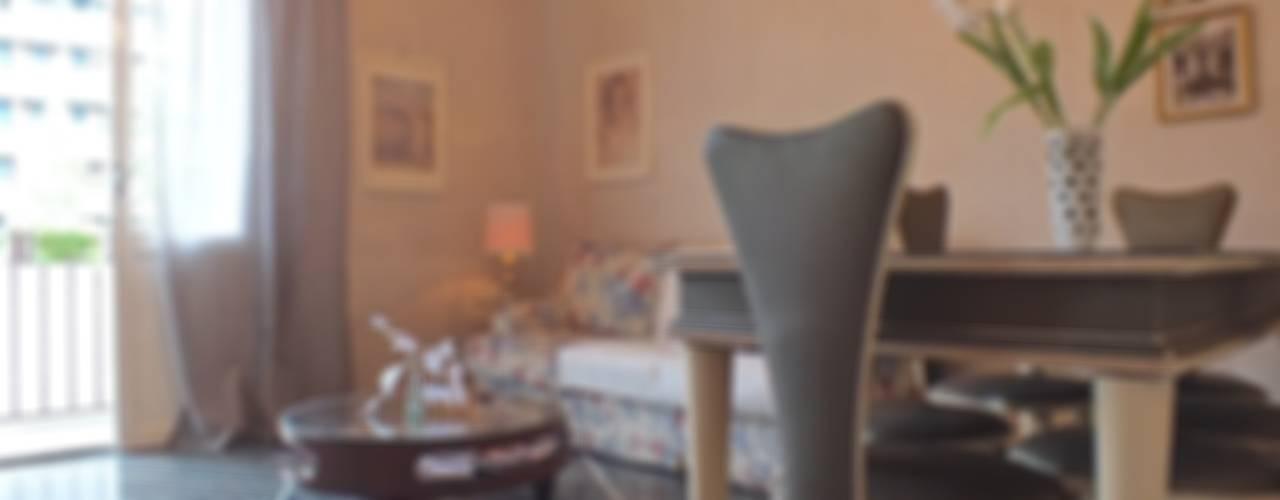Appartamento in Bologna semi arredato di Sabrina Home Stager