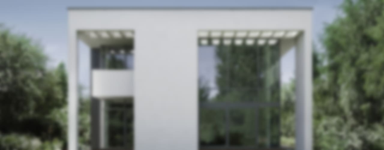 DOM W KLAUDYNIE Nowoczesne domy od PAWEL LIS ARCHITEKCI Nowoczesny