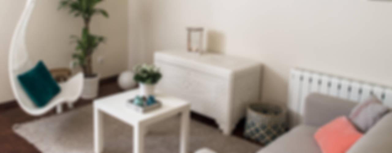 Quartos modernos por MUDA Home Design Moderno