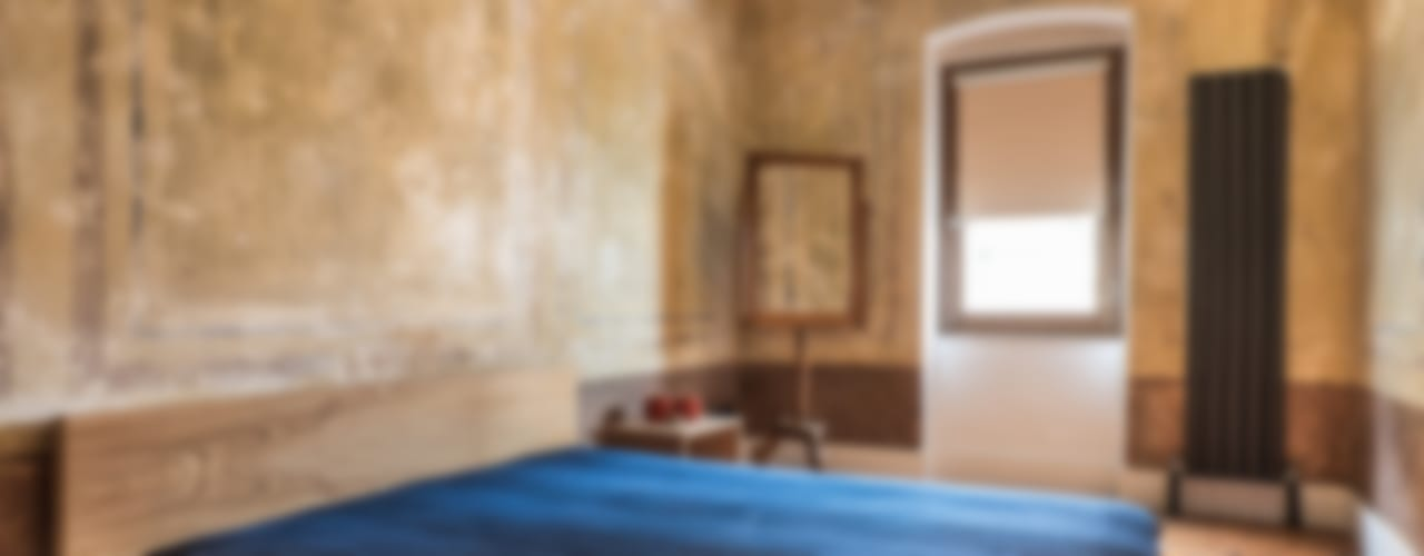 Atelye 70 Planners & Architects – Gabriel Apartment:  tarz Yatak Odası