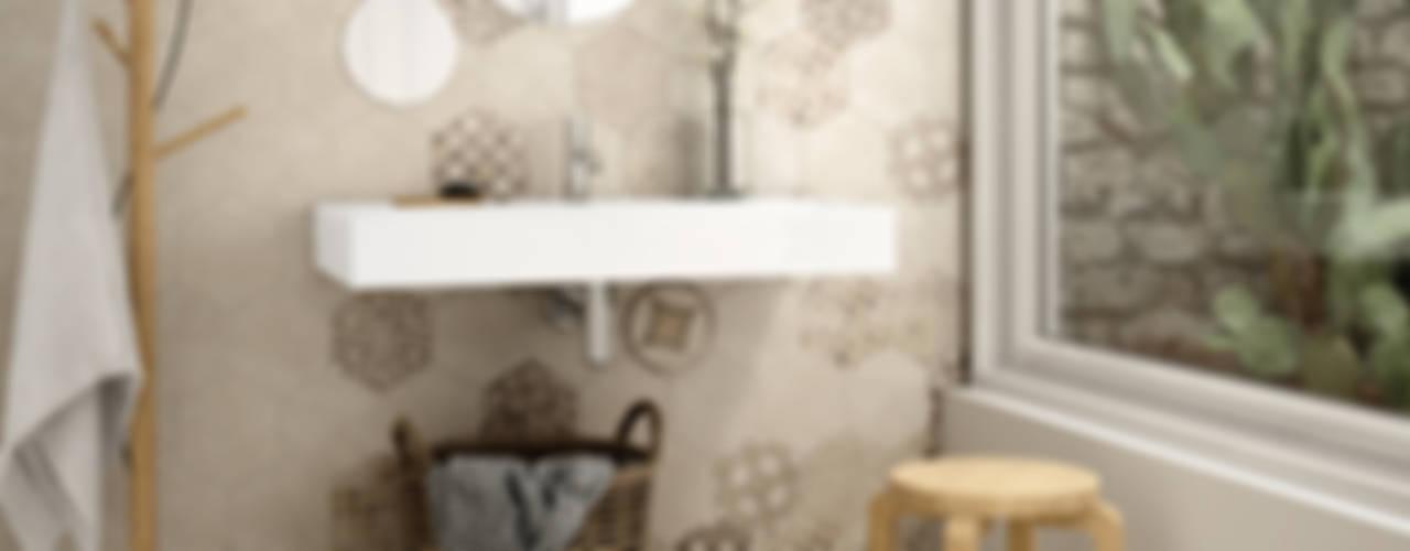 Equipe Ceramicasが手掛けた浴室