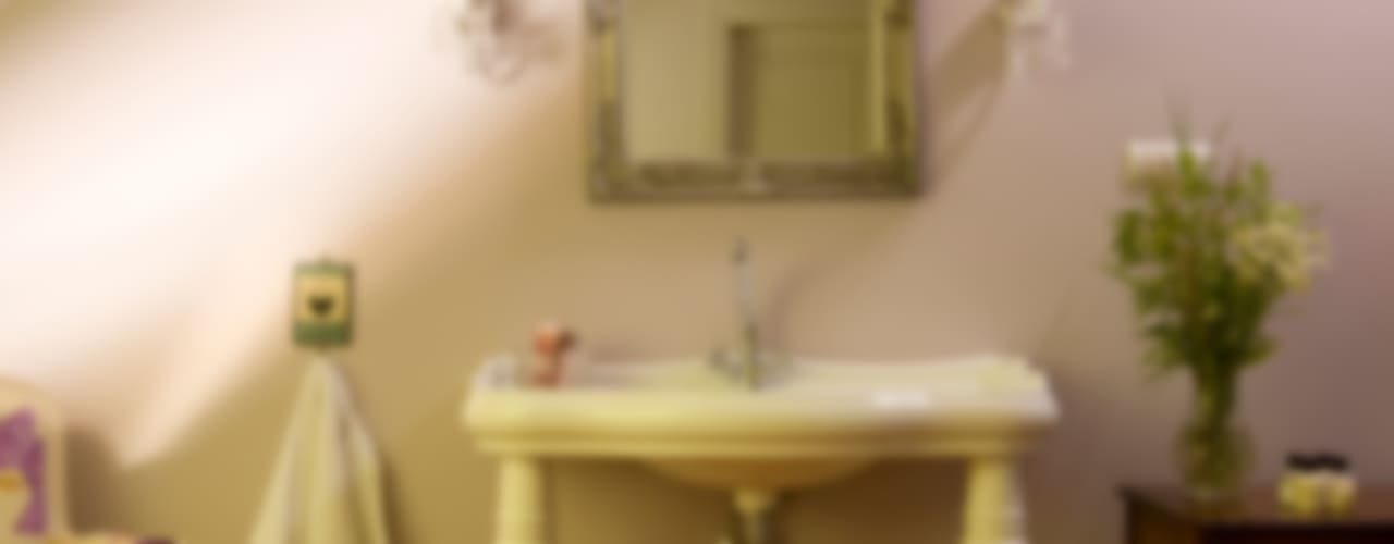 Dom Tancerzy Klasyczna łazienka od Pracownia Projektowa Poco Design Klasyczny