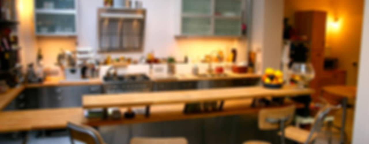 Kitchen by Cabinet Dario, Industrial