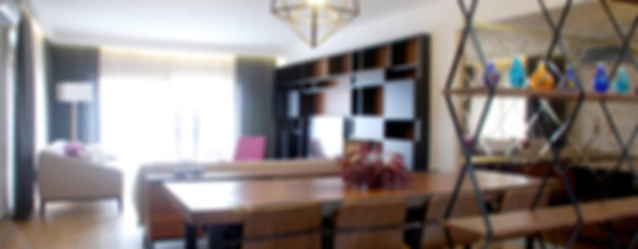 GOA / gulnar ocakdan archıtecture – HOUSE MFN   :  tarz Oturma Odası