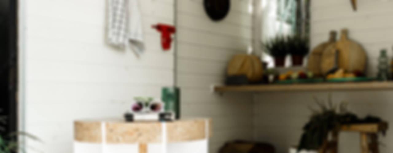 Canna : styl , w kategorii Ogród zaprojektowany przez Grupa Bio3,Skandynawski
