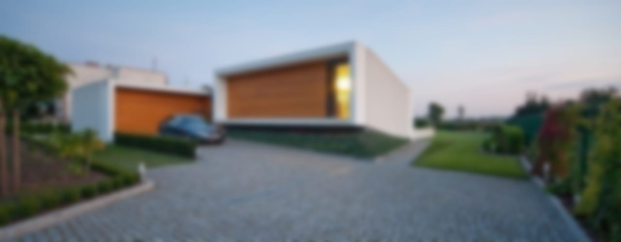 House with ZERO Stairs STOPROCENT Architekci