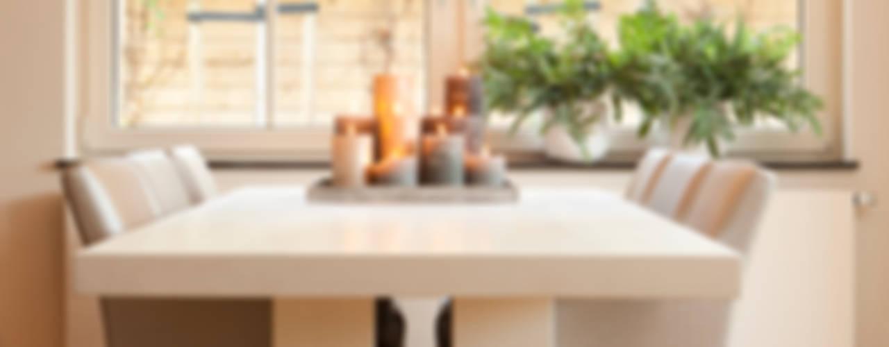 Comedores de estilo moderno de huis van strijdhoven Moderno