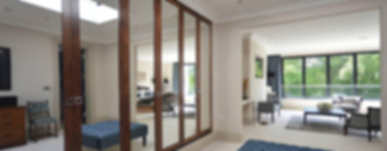 White Croft Modern dressing room by Zodiac Design Modern