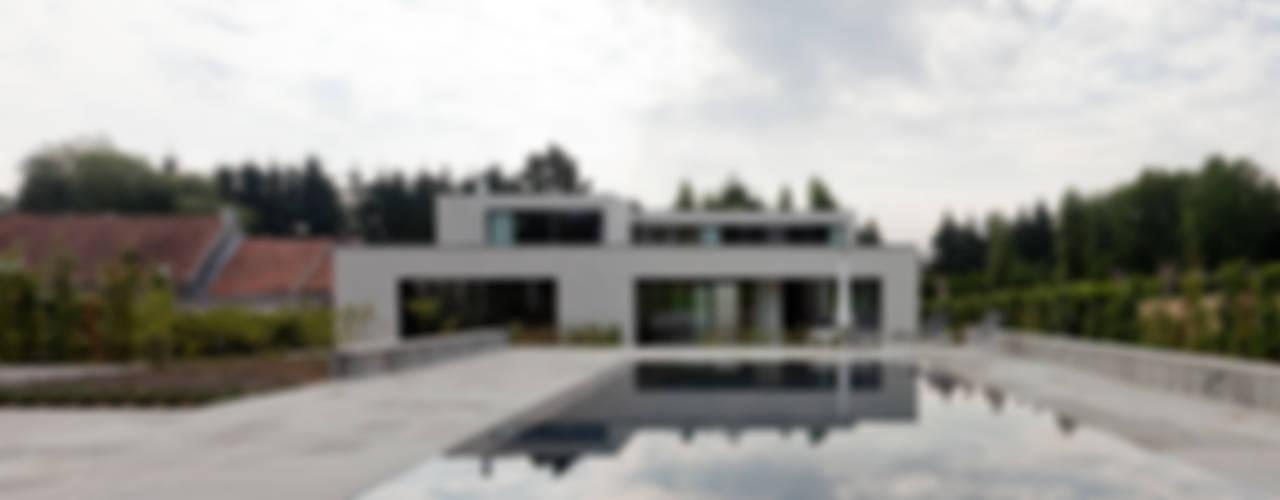 Piscines  de style  par areal architecten cvba